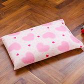 枕頭/ 兒童枕-防蹣抗菌乳膠枕/精梳棉/夢幻公主/美國棉授權品牌[鴻宇]台灣製-1777