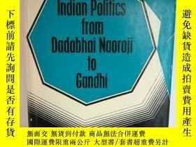 二手書博民逛書店Indian罕見Politics from Dadabhai N