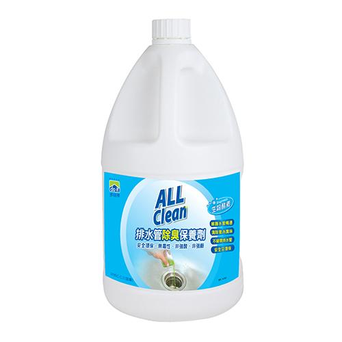 多益得排水管除臭保養劑3785c.c2入一組 贈量杯*2