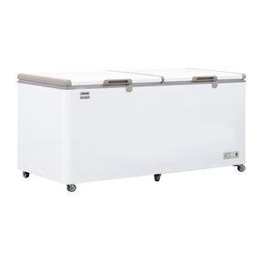 Hiron海容 6尺 密閉臥式 雙門冷凍櫃 HBD-658