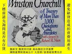 二手書博民逛書店The罕見Wit and Wisdom of Winston ChurchillY21144 James C.