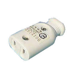 AC 延長座白色 110V 15A
