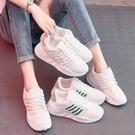 夏款運動鞋女2021新款夏季ins網紅百...
