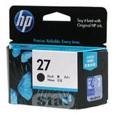 【惠普HP】C8727A NO.27 黑色 原廠墨水匣