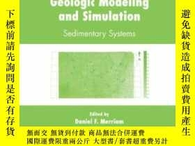 二手書博民逛書店Geologic罕見Modeling And Simulation: Sedimentary Systems (c