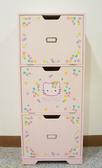 【震撼精品百貨】Hello Kitty 凱蒂貓~家具-三層架【共1款】*09848