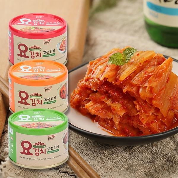 韓國 YOPOKKI 泡菜罐頭 160g【庫奇小舖】