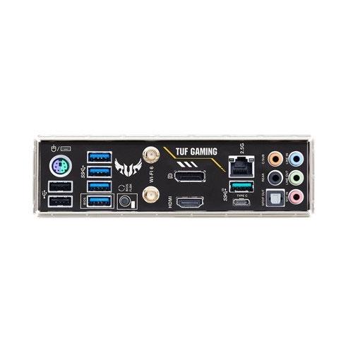 華碩 TUF GAMING B550M-PLUS (WI-FI) 主機板【刷卡含稅價】
