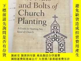 二手書博民逛書店The罕見Nuts and Bolts of Church Pl