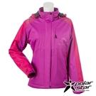 【PolarStar】女 防風保暖外套『紫紅』P20218 休閒 戶外 登山 吸濕排汗 冬季 保暖 禦寒