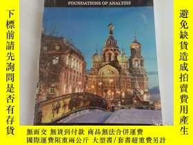 二手書博民逛書店INTERNATIONAL罕見AUTHORS:FOUNDATIONS OF ANALYSIS《國際作家》Y20