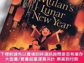 二手書博民逛書店預售木蘭的農歷新年繪本Mulan s罕見Lunar New YearY274822 natasha yim d