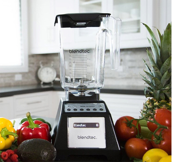BLENDTEC  食物調理機 WILDSIDE + 新款式 ES3 Total Blender