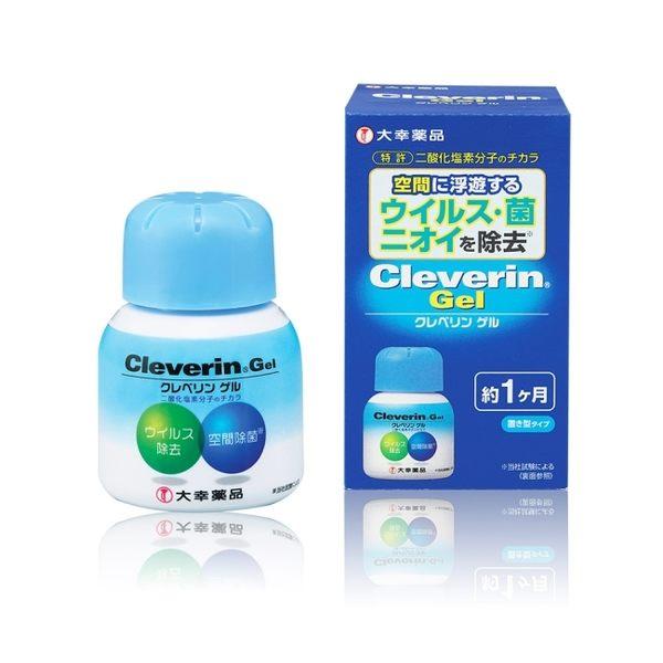 日本cleverin Gel加護靈緩釋凝膠60g