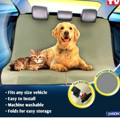 petzoom汽車用防水寵物毯汽車後座寵物車墊