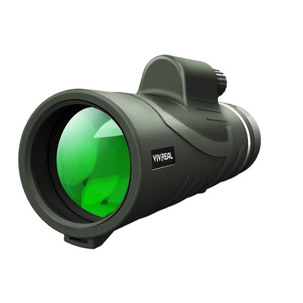 [9美國直購] 12X42單筒望遠鏡 手機支架 三腳架 IPX7防水 Bird Watching with Smartphone Holder & Tripod
