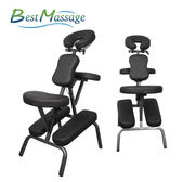 FDW【C88】現貨免運*熱銷美國 BestMassage 攜帶式摺疊推拿椅 按摩椅/指壓椅/刺青椅/整脊椅