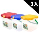 【耐重100kg】可載重多功能桶 P888 RV桶 月光寶盒 置物桶 收納桶 (3入 )顏色款式隨機出貨