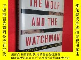 二手書博民逛書店The罕見Wolf and the Watchman: A Fa