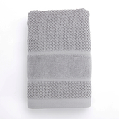 HOLA 葡萄牙純棉毛巾 絨朵灰 40x80cm