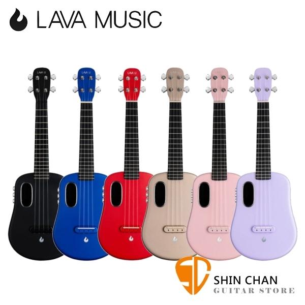 LAVA MUSIC 拿火 LAVA U 23吋可插電 碳纖維烏克麗麗 搭載L2 MINI FreeBoost技術加振款拾音器