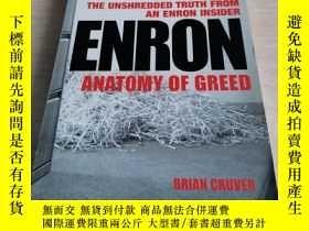 二手書博民逛書店Enron:罕見The Anatomy of Greed The