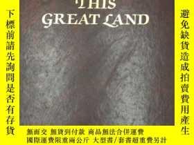 二手書博民逛書店This罕見Great Land: Scenic Splendo