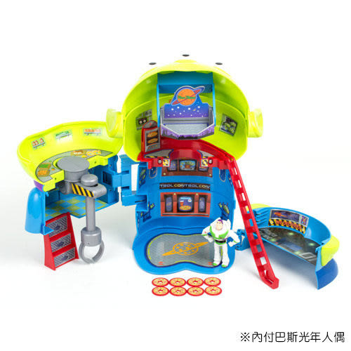 TOMICA 玩具總動員 三眼怪變身披薩星球組 (TAKARA TOMY)