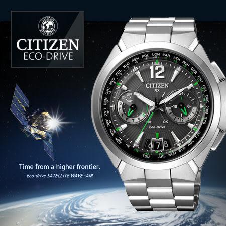 【5年延長保固】CITIZEN CC1091-50F 光動能GPS衛星對時