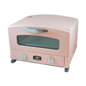 Sengoku Aladdin千石阿拉丁「專利0.2秒瞬熱」烤箱-粉