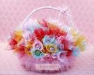 一定要幸福哦~~花束棒棒糖(100支)+精緻手提籃套裝組、二次進場,台南婚禮小物
