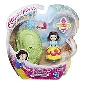 《 Disney 迪士尼 》Hasbro 迷你公主轉轉樂園人物組 - 白雪公主 / JOYBUS玩具百貨