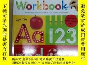 二手書博民逛書店Scholastic罕見Wipe Clean Workbook