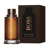 【HUGO BOSS】THE SCENT系列 紳士私藏 男性淡香水 50ml