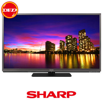 現貨 SHARP 夏普 電視 LC-46G7AT 46吋日製LED 公貨 送北區壁式安裝+高HDMI線+數位天線+16G隨身碟 零利率