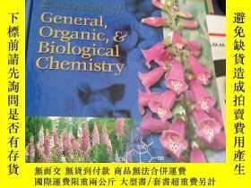 二手書博民逛書店general罕見organic biological chem