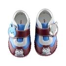 【愛的世界】狐狸伙伴寶寶鞋/學步鞋-台灣製- -夏出清童鞋