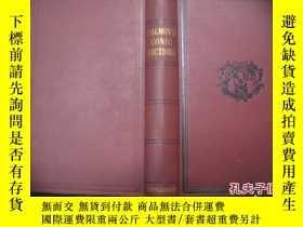 二手書博民逛書店1929年英文精裝原版:A罕見TREATISE ON CONIC