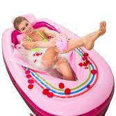 桑拿箱 蒸汽桑拿浴箱汗蒸箱家用熏蒸機加厚家庭浴缸泡澡桶桑拿房月子發汗YYP  蜜拉貝爾