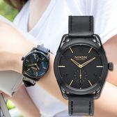 NIXON THE C39 LEATHER 時尚品味潮流腕錶 A459-010 熱賣中!