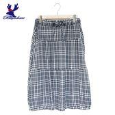 American Bluedeer-格紋抽繩裙(魅力價)