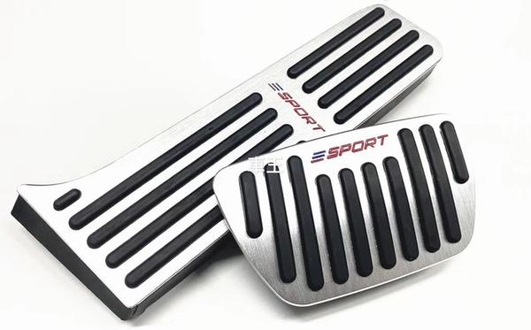 【車王汽車精品百貨】Toyota 豐田 RAV4 5代 五代 Sport標 運動版 油門踏板 剎車踏板 兩件組