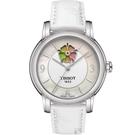TISSOT天梭LADY HEART FLOWER機械腕錶 T0502071711705