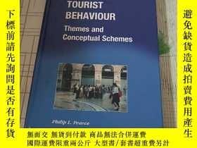 二手書博民逛書店Tourist罕見Behaviour: Themes and Conceptual Schemes 旅遊行為:主題
