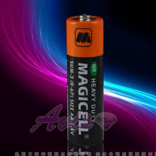 全新無敵 MAGICELL三號電池 SUM-3(R-6P)SIZE AA 1.5V