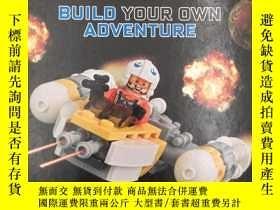 二手書博民逛書店LEGO罕見Star Wars Build Your Own A