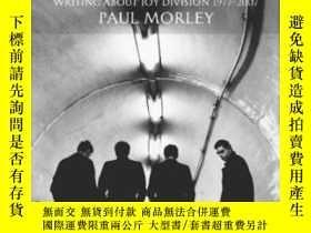 二手書博民逛書店Joy罕見DivisionY256260 Paul Morley Plexus Publishing 出版2