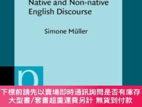 二手書博民逛書店Discourse罕見Markers In Native And Non-native English Disco