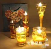 歐式創意香薰蠟燭浪漫情人節求婚生日錶白禮物全館滿千88折