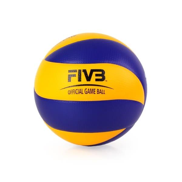 MIKASA 超纖皮製比賽級排球MVA200 (免運 5號球 FIVB指定球≡體院≡